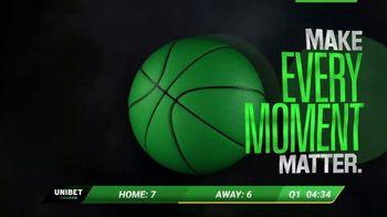 Unibet Sportsbook TV Spot, 'Live Betting' - Thumbnail 4