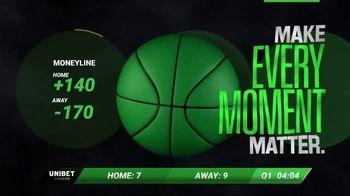 Unibet Sportsbook TV Spot, 'Live Betting' - Thumbnail 5