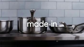 Made In Cookware TV Spot, 'Professional-Quality Kitchen Tools' Featuring Tom Colicchio - Thumbnail 1