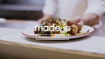 Made In Cookware TV Spot, 'Professional-Quality Kitchen Tools' Featuring Tom Colicchio - Thumbnail 9