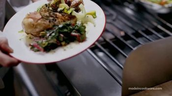 Made In Cookware TV Spot, 'Professional-Quality Kitchen Tools' Featuring Tom Colicchio - Thumbnail 8
