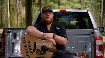 Ford TV Spot, 'Guitars 4 Vets: Coping with PTSD' Featuring Luke Combs [T1] - Thumbnail 1
