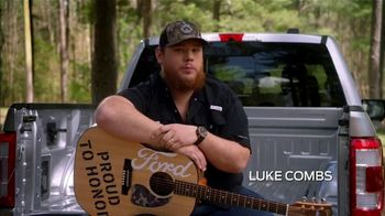 Ford TV Spot, 'Guitars 4 Vets: Coping with PTSD' Featuring Luke Combs [T1] - Thumbnail 2
