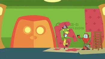 Superbook: Gizmo Go!: The Quantum Hotel Home Entertainment TV Spot - Thumbnail 3
