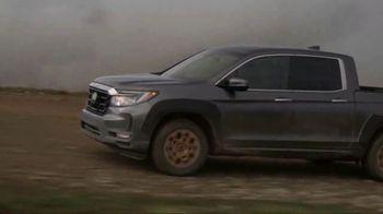 2021 Honda Ridgeline TV Spot, 'Outdo the Competition' [T2] - Thumbnail 2