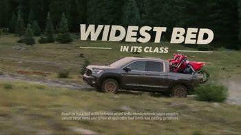2021 Honda Ridgeline TV Spot, 'Outdo the Competition' [T2] - Thumbnail 4