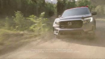 2021 Honda Ridgeline TV Spot, 'Outdo the Competition' [T2] - Thumbnail 7