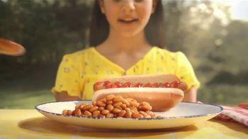 Bush's Best Baked Beans TV Spot, 'Picnic Table Gravity'
