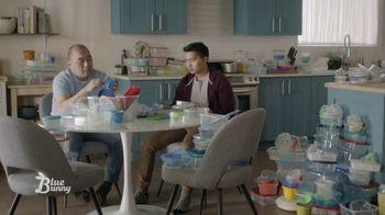 Blue Bunny Load'd Bars TV Spot, 'Leftover Lids'