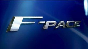 2021 Jaguar F-PACE SVR TV Spot, 'Feel More Alive' [T2] - Thumbnail 4