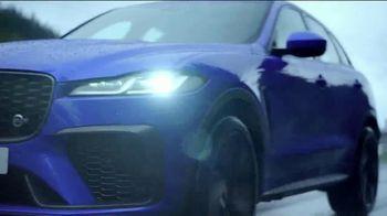 2021 Jaguar F-PACE SVR TV Spot, 'Feel More Alive' [T2] - Thumbnail 5