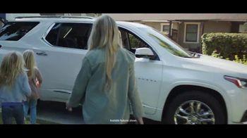 Chevrolet TV Spot, 'Just Better: SUVs' [T2] - Thumbnail 4
