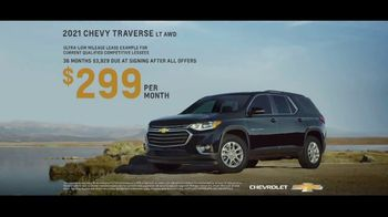 Chevrolet TV Spot, 'Just Better: SUVs' [T2] - Thumbnail 7