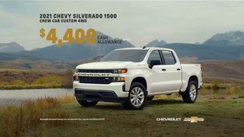 2021 Chevrolet Silverado TV Spot, 'Just Better: Better Views' [T2] - Thumbnail 7