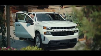 2021 Chevrolet Silverado TV Spot, 'Just Better: Better Views' [T2] - Thumbnail 4