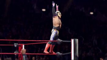WWE 2K2022 TV Spot, 'It Hits Different' - Thumbnail 10