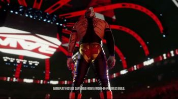WWE 2K22 TV Spot, 'It Hits Different' Song by NF - Thumbnail 7