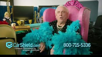 CarShield TV Spot, 'Ric Flair Is Settling In Nicely Here At CarShield' - Thumbnail 3