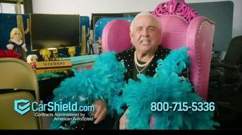 CarShield TV Spot, 'Ric Flair Is Settling In Nicely Here At CarShield' - Thumbnail 5