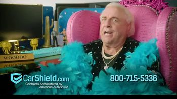 CarShield TV Spot, 'Ric Flair Is Settling In Nicely Here At CarShield' Featuring Ric Flair