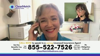 ClearMatch Medicare TV Spot, 'Personal' - Thumbnail 1