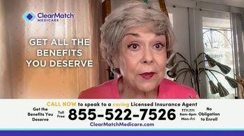 ClearMatch Medicare TV Spot, 'Personal' - Thumbnail 2