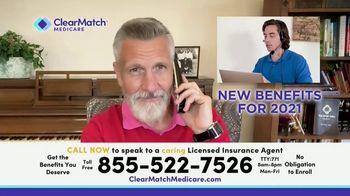 ClearMatch Medicare TV Spot, 'Personal' - Thumbnail 4