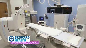 Broward Health TV Spot, 'Health File: Blocked Blood Vessel' - Thumbnail 6