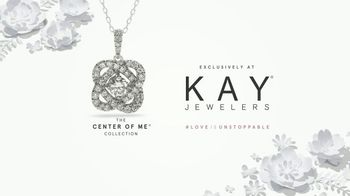 Kay Jewelers Center of Me Collection TV Spot, 'Mother's Day: Love Keeps You Centered' - Thumbnail 5
