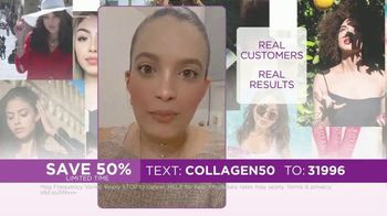 Bruno MD Royal Collagen Peptides TV Spot, 'Real People, Real Results: Save 50%' - Thumbnail 2