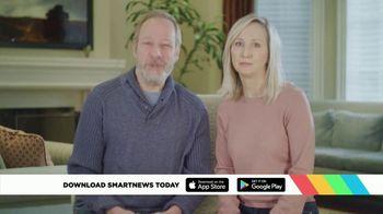 SmartNews TV Spot, 'Important Stff Happening'