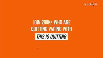 Truth TV Spot, 'Quitting Vaping: Signs & Running' - Thumbnail 6