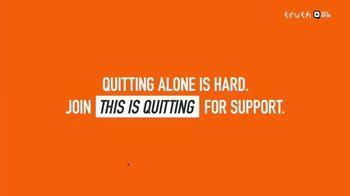 Truth TV Spot, 'Quitting Vaping: Signs & Running' - Thumbnail 3