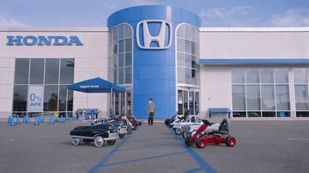 Honda Dream Garage Spring Event TV Spot, 'Random Acts of Helpfuness: Toy Car Lot' [T2]