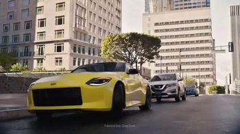 Nissan TV Spot, \'Renewed Possibilities\' [T1]