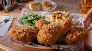 Cracker Barrel Southern Fried Chicken TV Spot, 'Secret Ingredient'