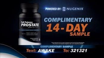Full Potency Prostate TV Spot, 'Skip the 2 a.m. Two-Step' - Thumbnail 4