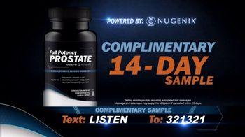 Full Potency Prostate TV Spot, 'Don't Be a Prostate Prisoner' - Thumbnail 7