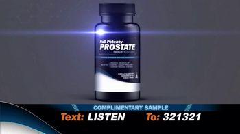 Full Potency Prostate TV Spot, 'Don't Be a Prostate Prisoner' - Thumbnail 8