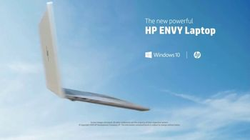 HP ENVY Laptop TV Spot, 'Powerful Ideas' Song by FYOHNA - Thumbnail 6