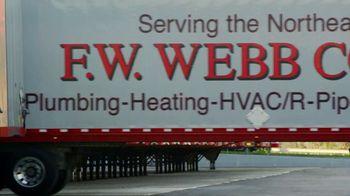 F.W. Webb Company TV Spot, 'Success Happens' - Thumbnail 1