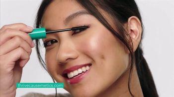 Thrive Causemetics Liquid Lash Extensions Mascara TV Spot, 'Professional Lash Extensions'