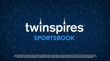 TwinSpires Sportsbook TV Spot, 'Win for a Win: Bet $25, Win a $10 Free Bet' - Thumbnail 1