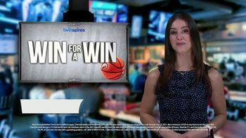 TwinSpires Sportsbook TV Spot, 'Win for a Win: Bet $25, Win a $10 Free Bet' - Thumbnail 6