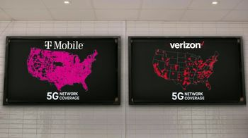 T-Mobile TV Spot, 'See For Yourself: Concession Stand' Song by Tina Turner