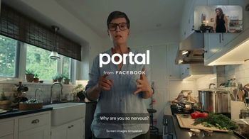 Portal from Facebook TV Spot, 'Share Something Real on Portal: Sisters' - Thumbnail 1