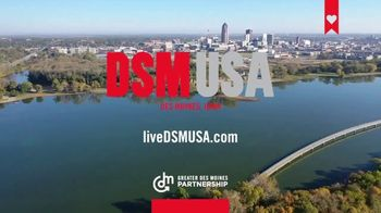 Greater Des Moines Partnership TV Spot, 'This Must Be the Place: LiveDSM' - Thumbnail 10