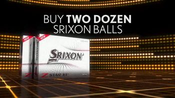 Srixon Golf TV Spot, 'Father's Day: Buy Two Dozen, Get One Free'