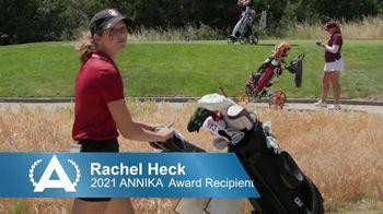 Stifel TV Spot, 'Annika Award: Rachel Heck'