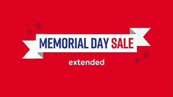 Ashley HomeStore Memorial Day Sale TV Spot, 'Extended: 50% Off and 0% Interest for 60 Months' - Thumbnail 1